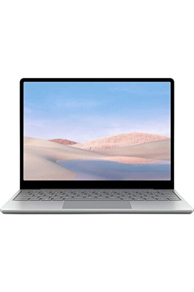 MICROSOFT Surface Laptop Go-i5 1035g1-12.4 Inç Dokunmatik-8gb-256gb Ssd -win 10 S-thj-00001- Platin