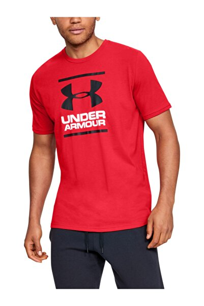 Under Armour Erkek Spor T-Shirt - Ua Gl Foundation Ss T - 1326849-602