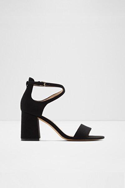 Aldo Aboedıa - Siyah Kadın Topuklu Sandalet