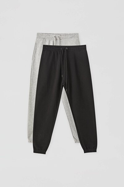 Pull & Bear Jogging Fit Pantolon Paketi