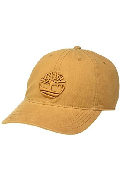 Timberland Cotton Canvas Cap W/embroider Tree Logo