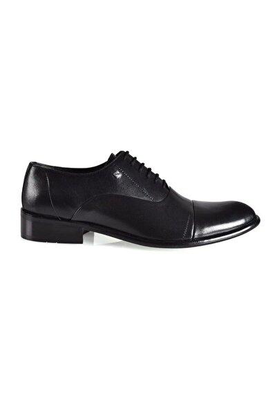 Fosco 4072 Siyah Klasik Neolit Ayakkabı