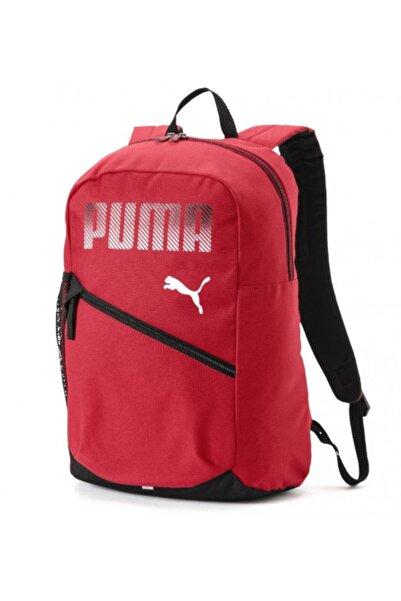 Puma Plus Backpack Red Unisex -075483 05