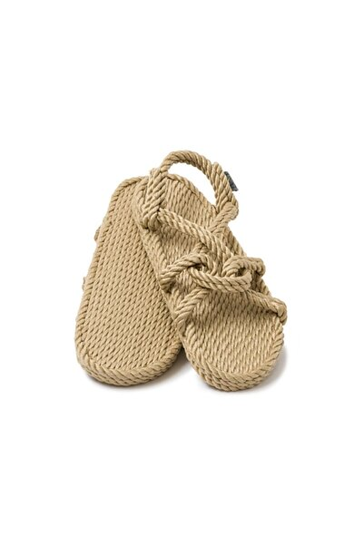 Nomadic State Of Mind - Mountain Momma Camel Ip Sandalet