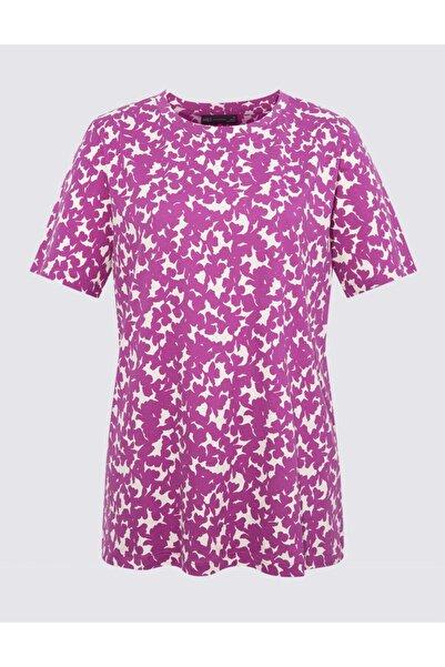 Marks & Spencer Kısa Kollu Straight Fit T-shirt