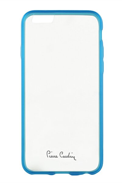 Pierre Cardin Iphone 6 / 6s Mavi Silikon Koruma Pcz-s05