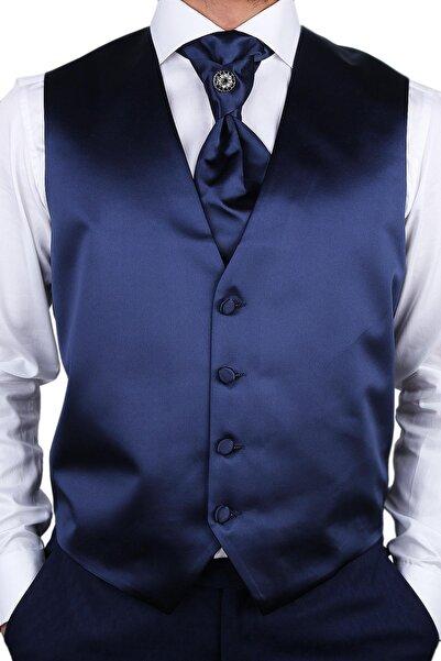Kravatkolik Lacivert Renk Damat Yeleği Ylk08