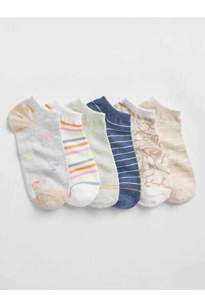 GAP 6'lı Ankle Çorap Seti