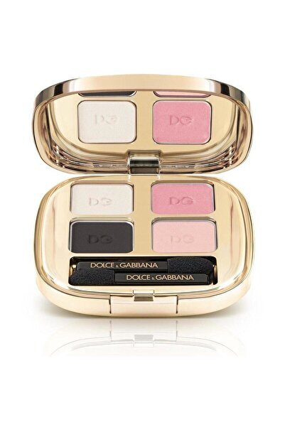 Dolce Gabbana Smooth Eye Colour Quad Göz Farı 143 Miss Dolce 730870203101