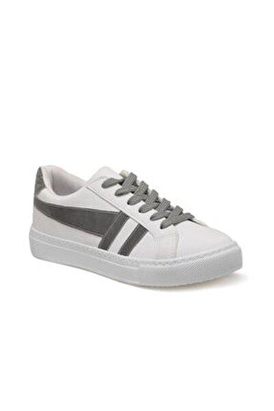 Cs20017 Beyaz Kadın Sneaker Ayakkabı