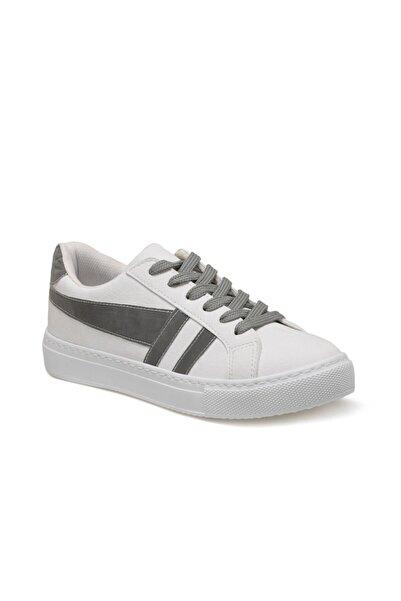 ART BELLA Cs20017 Beyaz Kadın Sneaker Ayakkabı