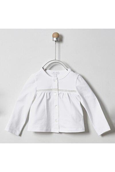 Panço Kız Bebek Örme Ceket 2011gb22002
