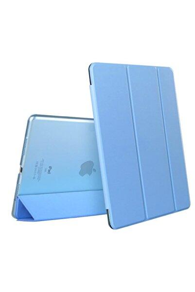 Microsonic Apple Ipad Air 3 10.5'' 2019 (A2152-a2123-a2153-a2154) Smart Case Ve Arka Kılıf Mavi