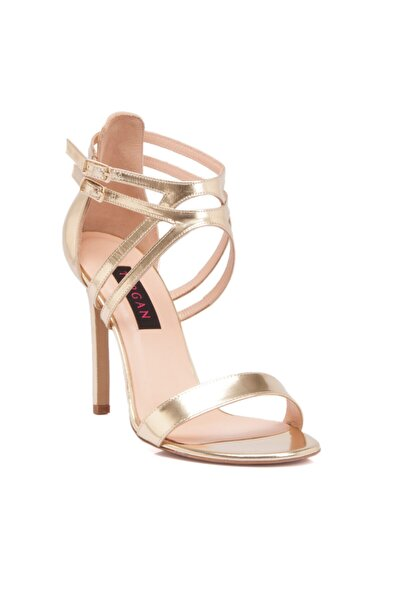 Tergan Dore Deri Kadın Ayakkabı 64272d4x
