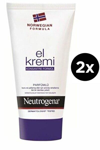 Neutrogena Parfümlü El Kremi 50 Ml 2 Adet