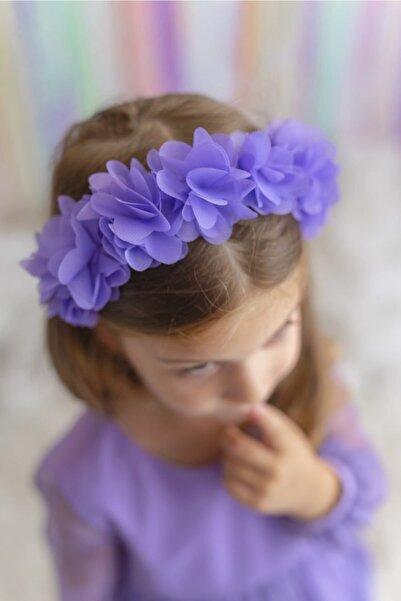 PixyLove Lila Kız Çocuk Taç Frida
