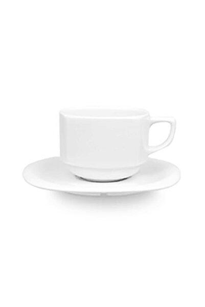 Güral Porselen Güral Çay Fincanı Ve Tabağı