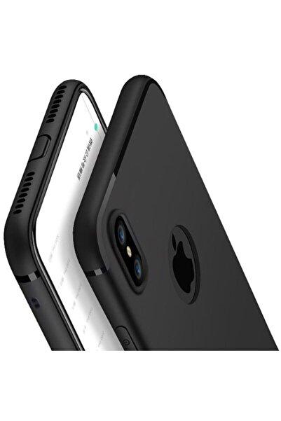 dijimedia Apple Iphone X Ultra Ince Mat Tıpalı Silikon Kılıf