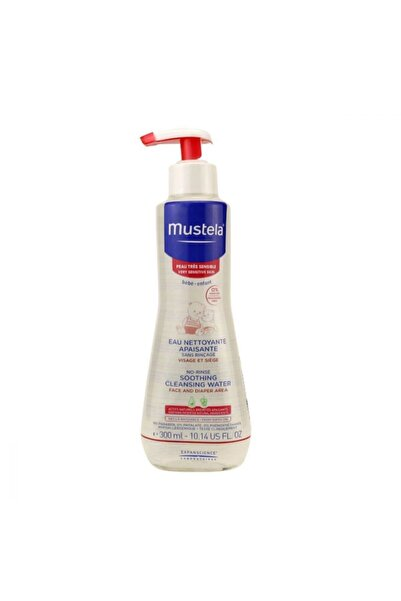 Mustela No-rinse Soothing Cleansing Water 300 ml Temizleme Sıvısı