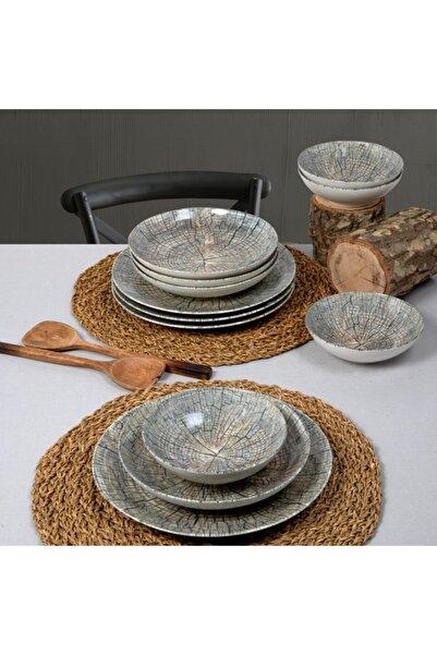 Güral Porselen Güral18 Parça Atina Yemek Takımı 15321