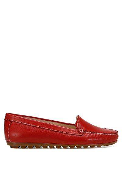 Nine West CATHI Kırmızı Kadın Loafer Ayakkabı 100525970