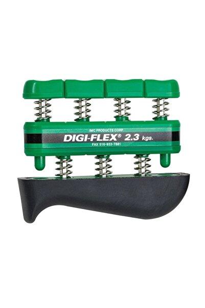 Cando Dıgı-flex Fınger Exercıser El Parmak Egzersiz Yayı (yeşil)