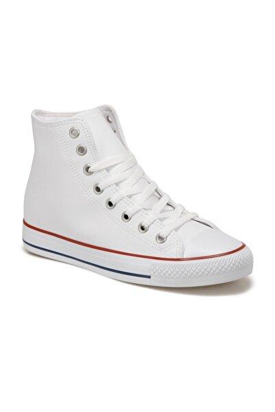 FORESTER EC-2002 Beyaz Erkek Kalın Tabanlı Sneaker 100669641