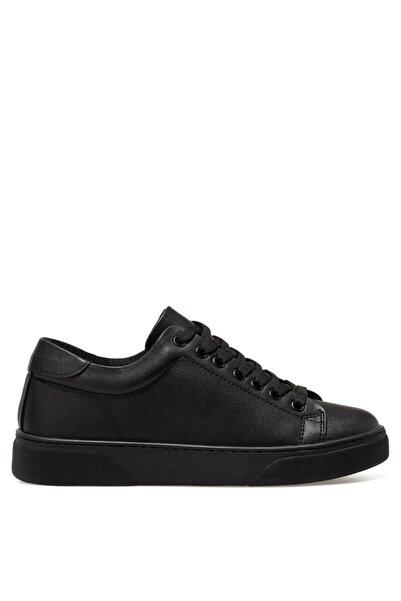 İnci Susan Siyah Kadın Havuz Taban Sneaker