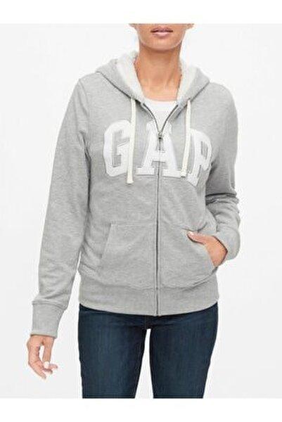 Logo Kapüşonlu Sweatshirt