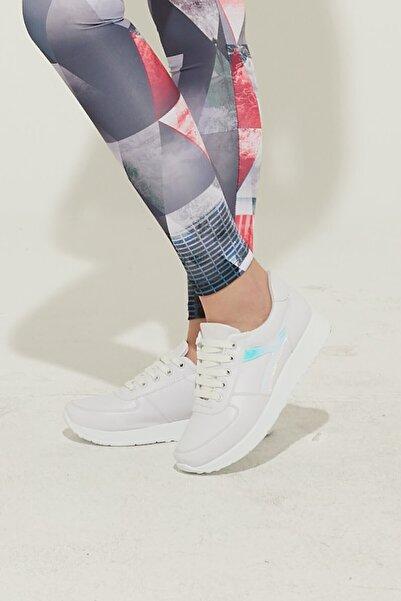 ZİNDİ Kadın Sneaker Ayakkabı Beyaz