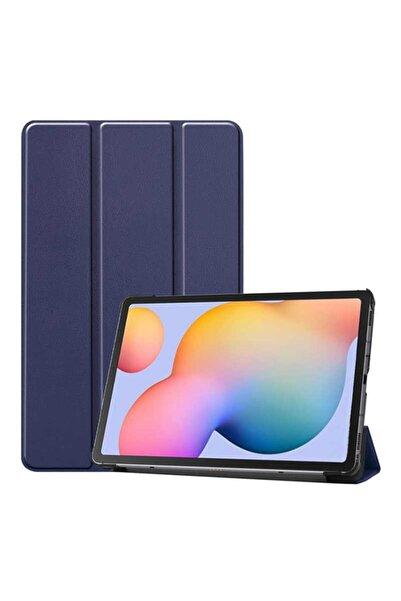 zore Galaxy Tab A7 10.4 T500 (2020) Uyumlu Smart Cover Standlı 1-1 Kılıf
