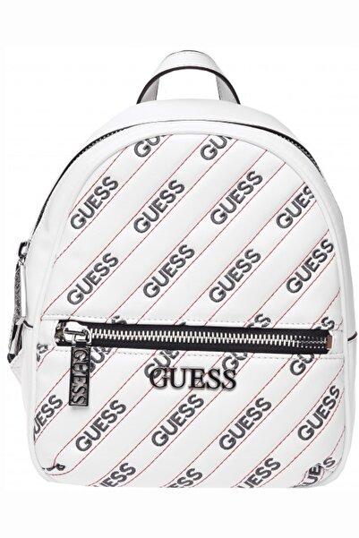 Guess Beyaz Kadın Sırt Çantası HWGY7445320