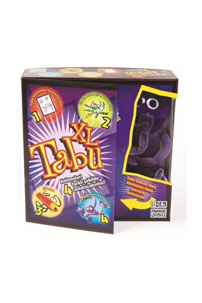 Mb Games Tabu Xl