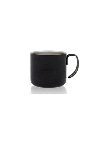 Siyah Metal Bardak Kupa Mug
