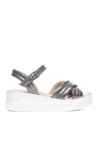 KEMAL TANCA Kadın Derı Sandalet Sandalet 146 8568 Bn Sndlt