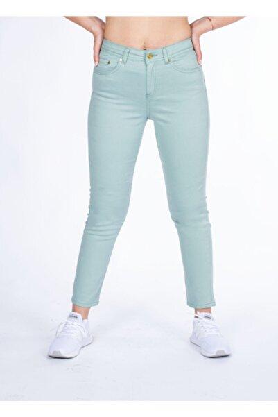 Vision Kadın Yüksek Bel Jean
