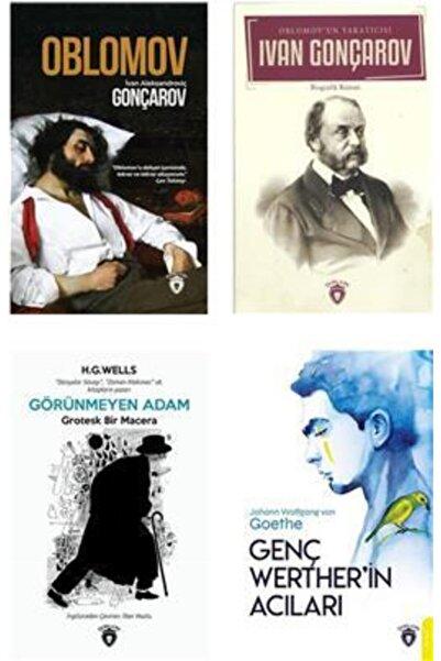 Dorlion Yayınları Biyografik Deneme ´oblomov´ Seti (4 Kitap)