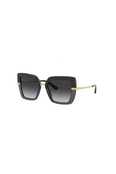 Dolce Gabbana Dg 4373 3246/8g 52-21 Kadın Güneş Gözlüğü