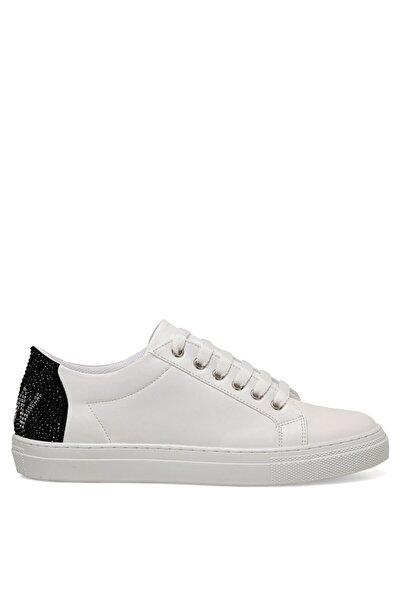 Nine West NINNE Beyaz Kadın Havuz Taban Sneaker 100582287