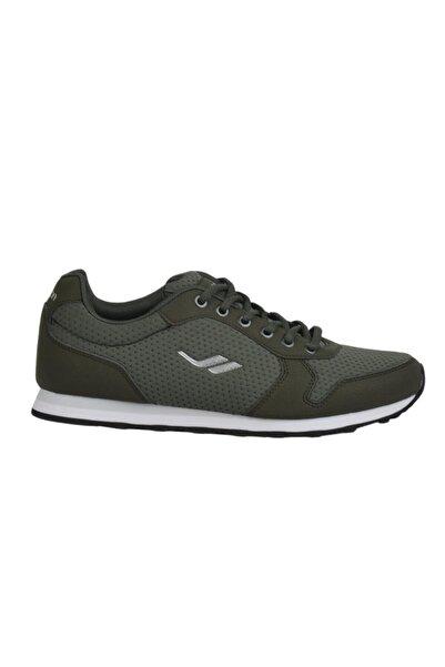 Lescon Marıne Haki Erkek Sneakers Spor Ayakkabı