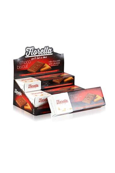 FIORELLA Chocobiscuit Sütlü Çikolatalı Bisküvi 102 gr. 6 Adet (1 Kutu)