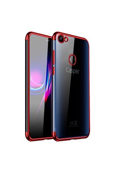 Casper Via G3 Kılıf Lazer Boyalı Renkli Esnek Silikon Şeffaf