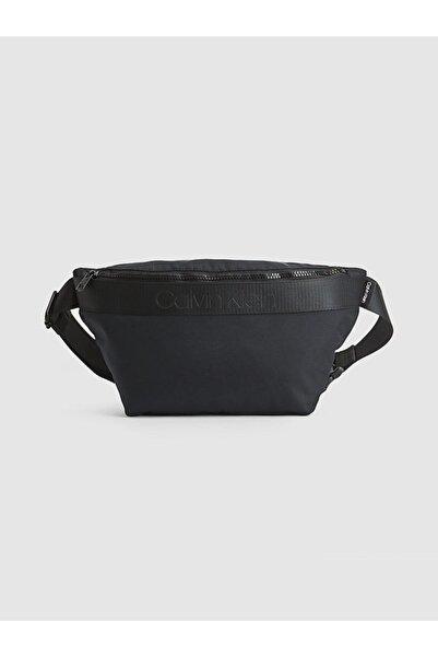 Calvin Klein Erkek Siyah Bel Çantası
