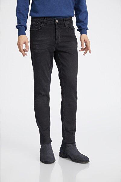 Avva Erkek Siyah Skinny Fit Jean Pantolon E003501