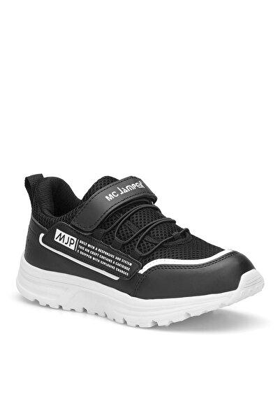 DARK SEER Unisex Çocuk Siyah Beyaz Spor Ayakkabı