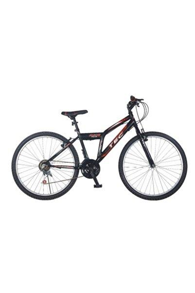 TEC Siyah Kırmızı Strong 26 Jant 21 Vites Dağ Bisikleti