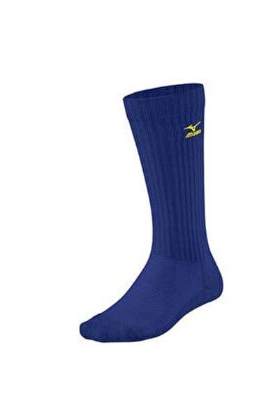 Volley Socks Long Unisex Çorap Mavi