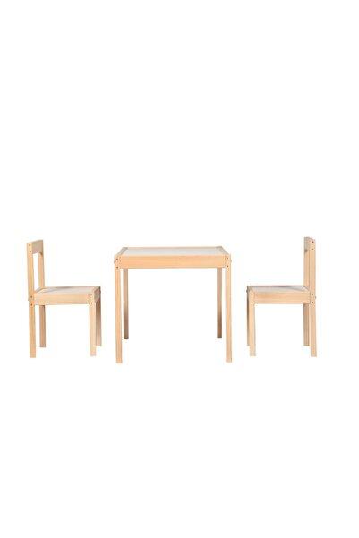 DBK Wood Çocuk Masa Sandalye Takımı