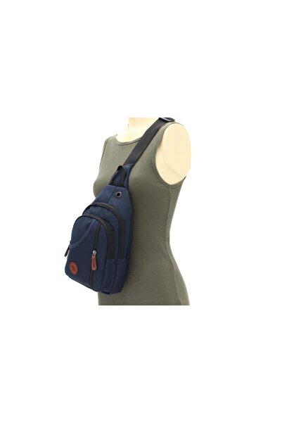 SEVENTEEN 3474 Tek Omuz Askılı Sırt - Göğüs Çantası - Body Bag