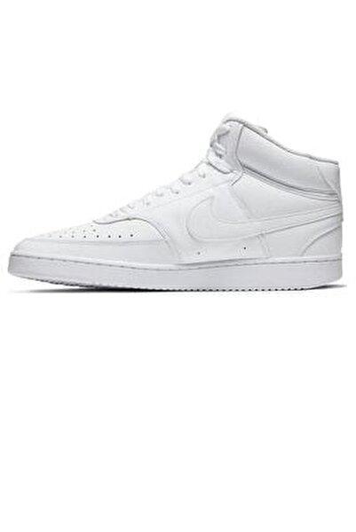 Court Vision Mid Erkek Günlük Ayakkabı Cd5466-100